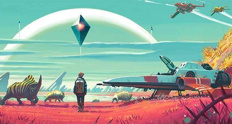 No Man's Sky è il gioco più innovativo dell'anno ai Game Developers Choice Awards