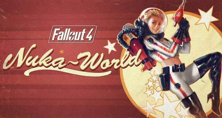 Fallout 4: trailer e data di uscita di Nuka-World
