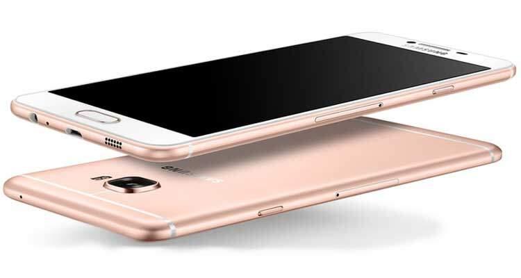 Samsung Galaxy C9: nuovo midrange in arrivo?