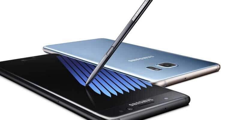 Samsung conferma: Galaxy Note 7 con 6GB di RAM solo per la Cina