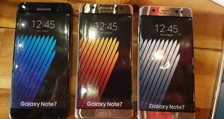 Samsung Galaxy Note 7 riceverà Android 7.0 Nougat entro 3 mesi