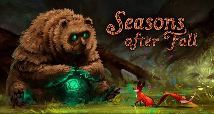 Seasons After Fall mi farà giocare con le stagioni