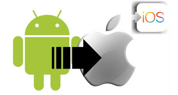 trasferire rubrica android