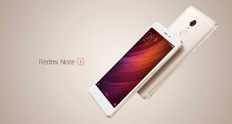 Xiaomi Redmi Note 4 sbarca in India: specifiche, prezzi e disponibilità