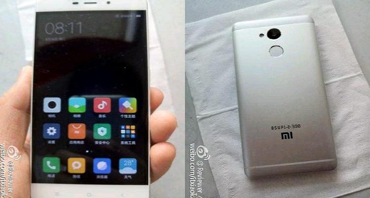 Xiaomi Redmi 4: eccolo in alcune presunte immagini