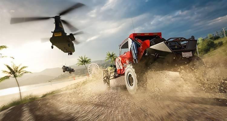 Svelata la data di uscita della demo di Forza Horizon 3
