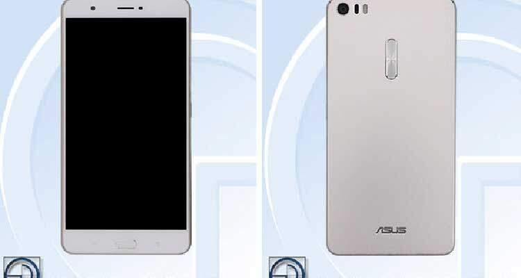 Asus Zenfone 3 Ultra al TENAA con 4 GB di RAM