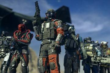 call of duty infinite warfare multiplayer