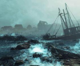 Fallout 4 Far Harbor copertina