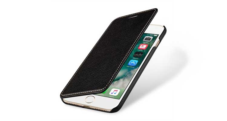 custodia iphone libro se