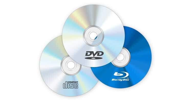 Scaricare cd sul pc