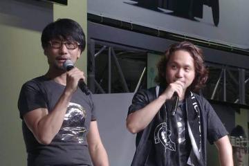 Hideo Kojima Shinkawa Metal Gear