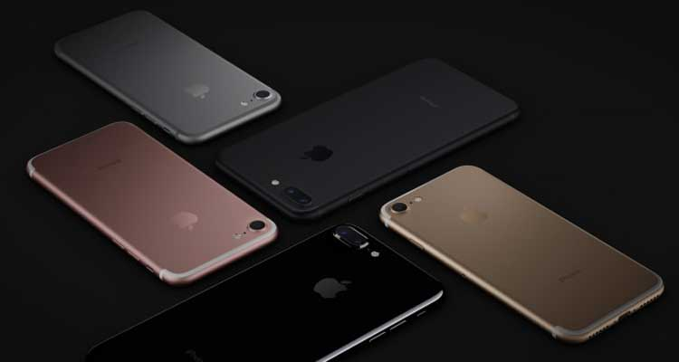 IPhone 7 e iPhone 7 Plus, spunta variante Jet White?