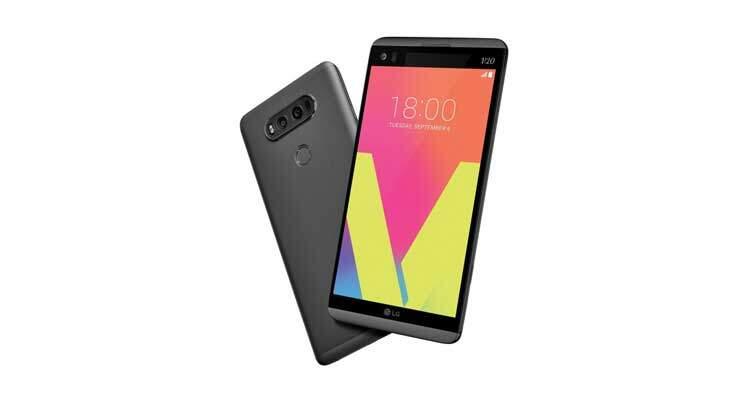 LG V30 avrà Snapdragon 835 e doppia cam frontale?