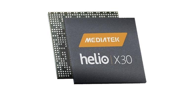 Il processore Helio X30 Deca-core salta fuori e sfida i big!