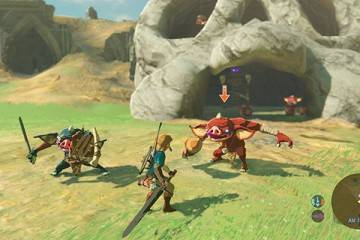 Nintendo NX Zelda breath of the wild