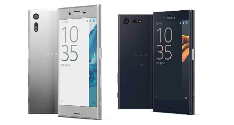 Sony Xperia XZ e X Compact ricevono un aggiornamento software