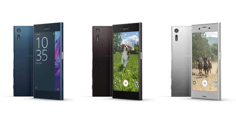 Sony Xperia XZ si aggiorna ad Android 7.0 Nougat