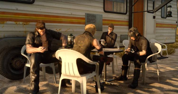 21 minuti di gameplay per Final Fantasy XV su PlayStation 4