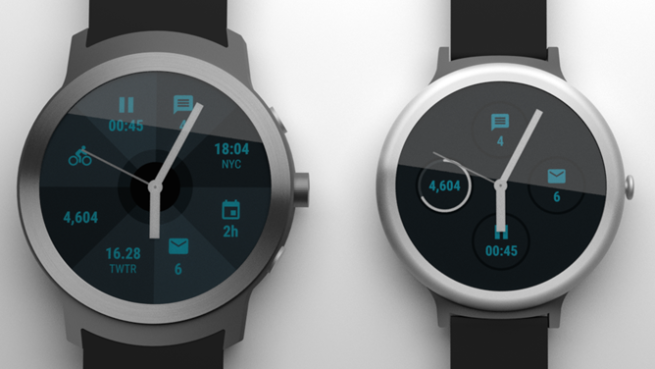 Google: 2 smartwatch Android Wear 2.0 nel Q1 2017?