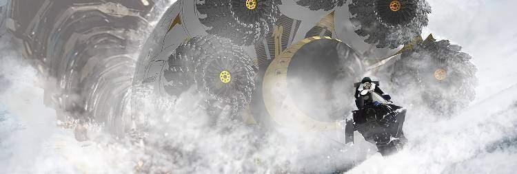 Prompto Final Fantasy 15 DLC Lucca Comics Hajime Tabata
