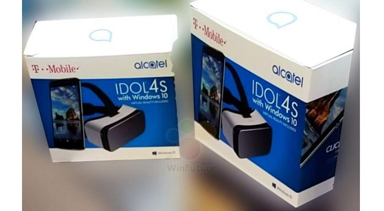 Alcatel Idol 4S con Windows 10 Mobile: dal 10 Novembre negli Usa