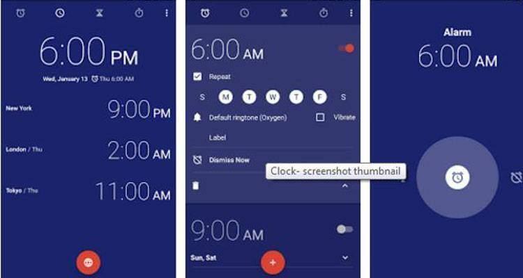 Le migliori app Android per orologio e sveglia