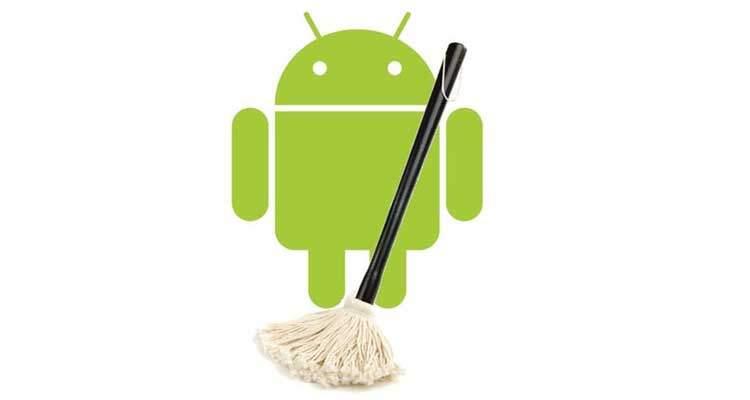 Le migliori app Android per la pulizia file inutili