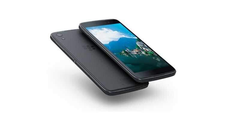 BlackBerry DTEK60: dopo il preordine anche le specifiche