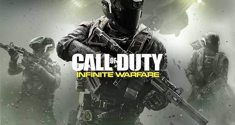 Call of Duty Infinite Warfare ha meno giocatori di Rainbow Six Siege su Steam