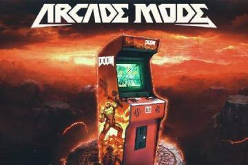 Doom Arcade Mode