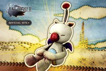 Final Fantasy 15 moguri