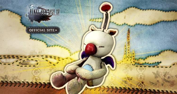 Final Fantasy 15 ha una nuova forma di Moguri