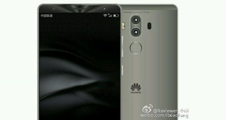 Huawei Mate 9 in arrivo in 3 differenti varianti