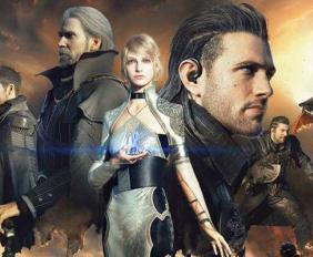Kingsglaive Final Fantasy 15 film recensione