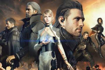 Kingsglaive Final Fantasy 15 film recensione