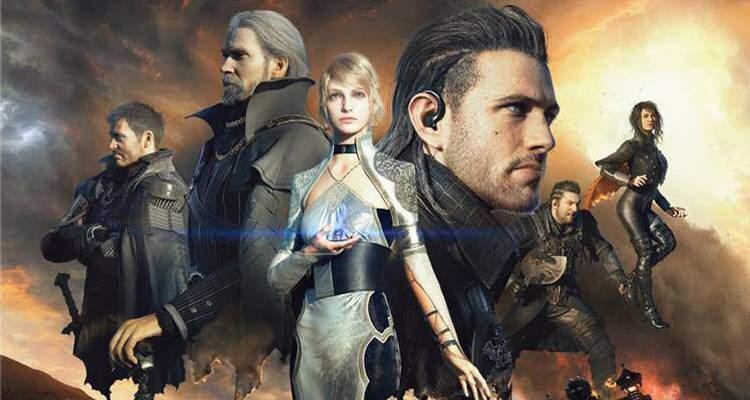 Final Fantasy 15 Road to Release porta al cinema Kingsglaive Final Fantasy 15