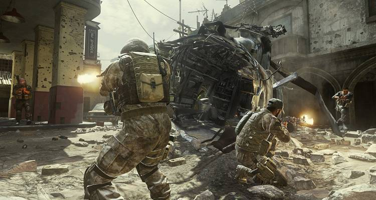 Modern Warfare Remastered necessiterà del CD di Infinite Warfare