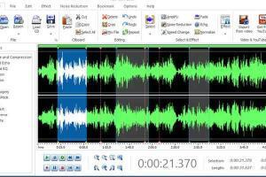 modificare file audio