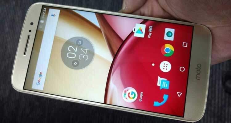 Lenovo Moto M: diverse foto reali ne svelano il design