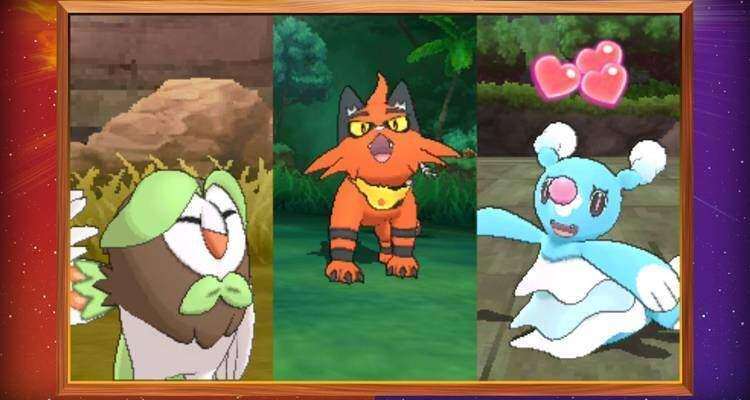 Pokémon Sole e Luna: arriva la demo con un Pokémon speciale