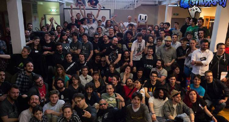 Svilupparty a Lucca Comics & Games 2016
