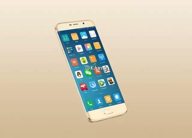 Xiaomi Mi Note 2 si mostra in 5 nuovi render