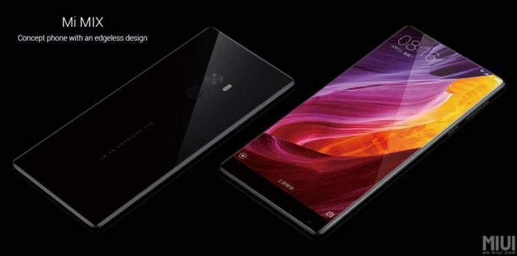 Xiaomi Mi Mix torna disponibile: al via la terza vendita flash