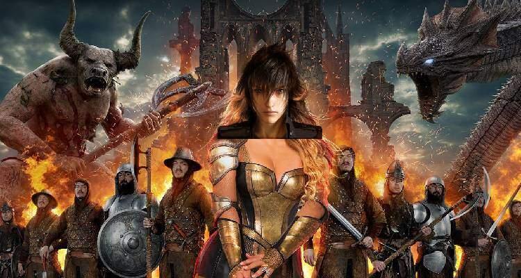 Final Fantasy 15 diventa un MMO con gli autori di Game of War