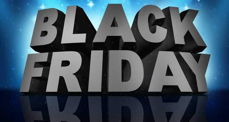 Black Friday Amazon (25 Nov): tutte le migliori offerte selezionate in anteprima
