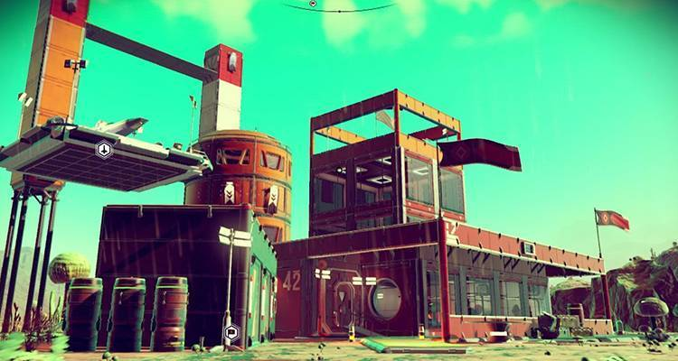 No Man's Sky riceve l'enorme Foundation Update