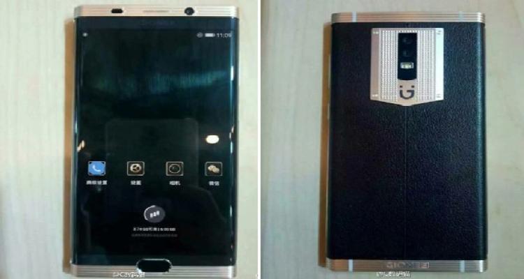 Gionee M2017: primo teaser dello smartphone con 7000 mAh