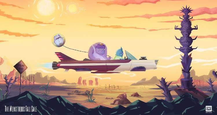 GOG regala Little Big Adventure 2 per i Saldi Autunnali
