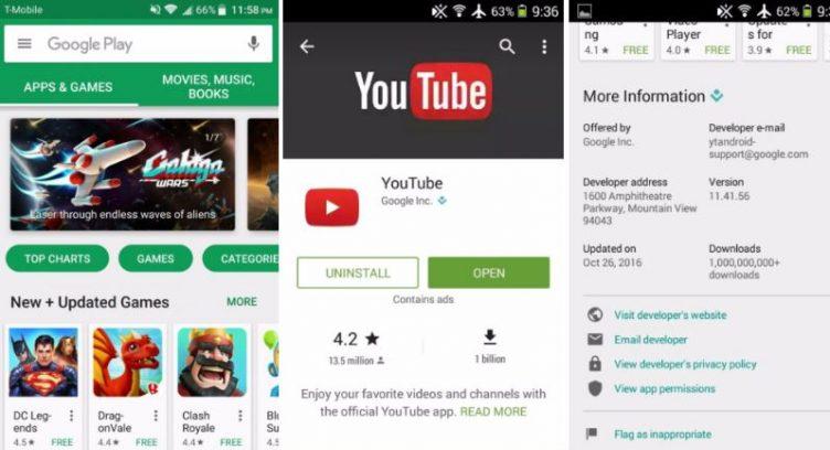 Google Play Store cambia volto: arriva una nuova UI